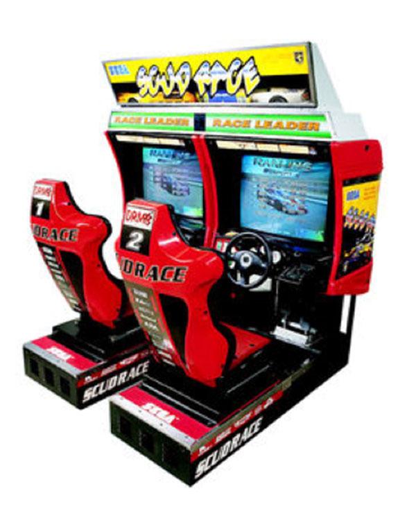 Simulador Sega Rally
