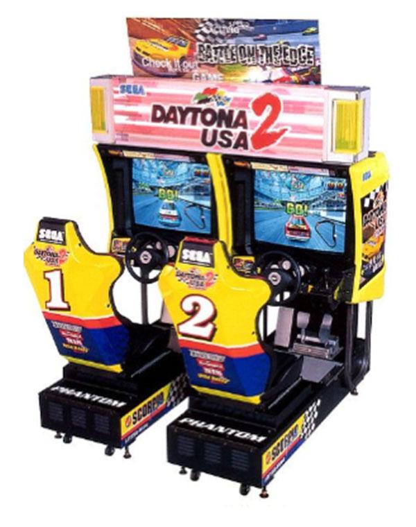 Simulador Sega Daytona 2